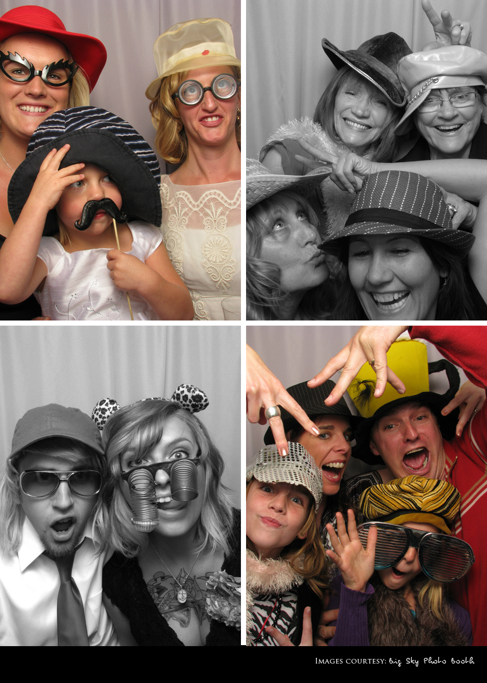 Big Sky Photo Booth